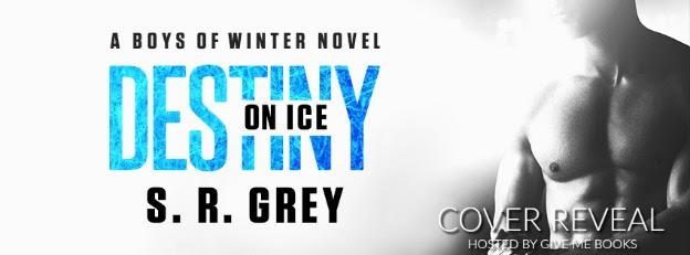 COVER REVEAL- Destiny on Ice by S.R. Grey