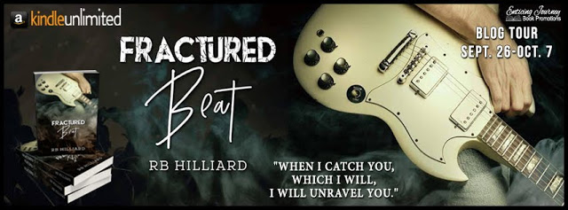 Blog Tour – Fractured Beat by RB Hilliard