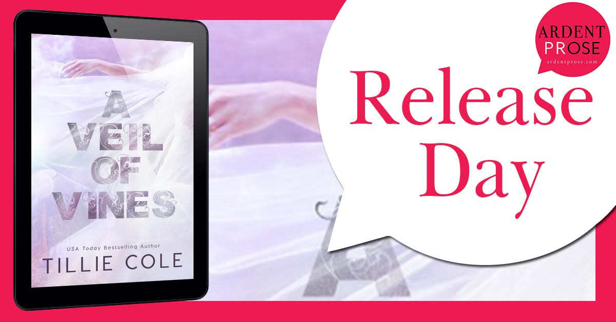 Release Day Blitz- A Veil of Vines by Tillie Cole
