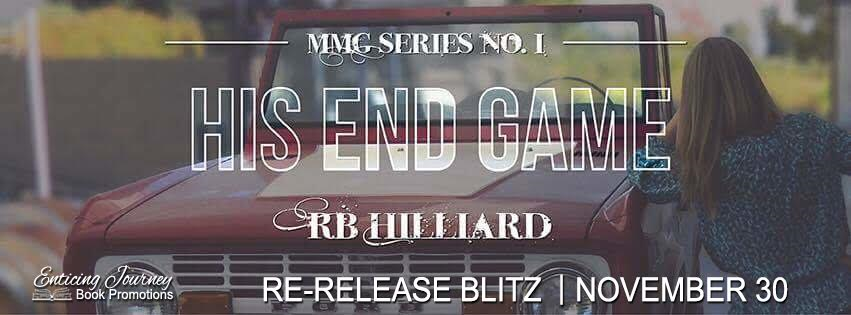 Re-Release: His End Game (MMG #1) by RB Hilliard
