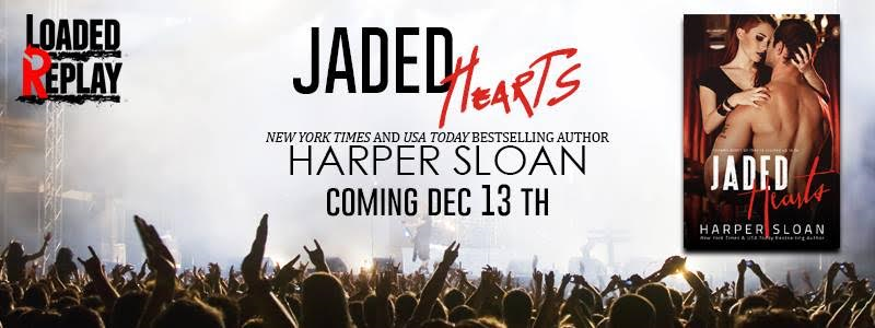 Blog Tour: JADED HEARTS by Harper Sloan