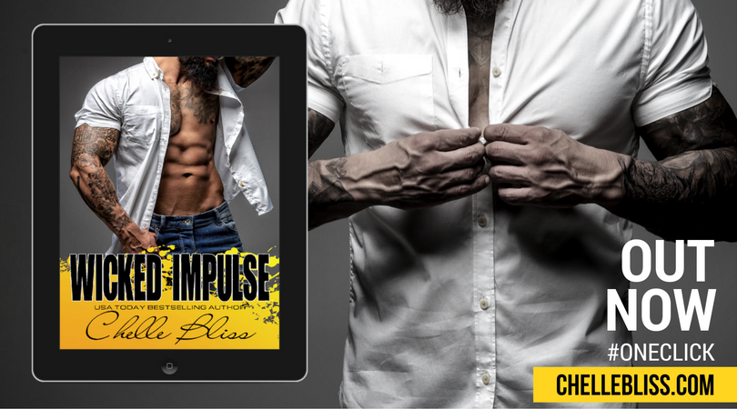 Release Blitz- Wicked Impulse by Chelle Bliss