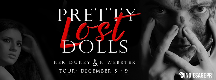 Blog Tour: Pretty Lost Dolls by Ker Dukey and K. Webster