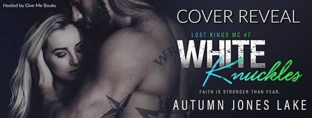 COVER REVEAL- White Knuckles by Autumn Jones Lake