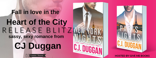 RELEASE BLITZ- New York Nights by C.J. Duggan
