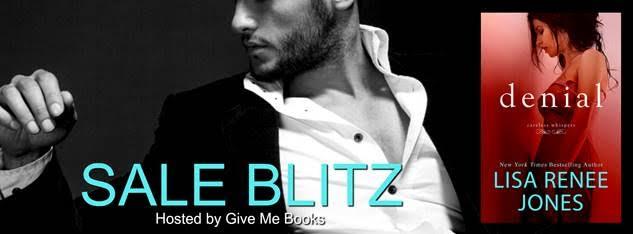 SALE BLITZ- Denial by Lisa ReneeJones