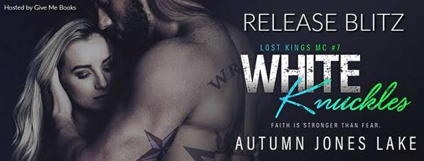 RELEASE BLITZ- White Knuckles by Autumn Jones Lake