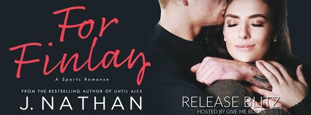 RELEASE BLITZ- For Finlay by J. Nathan