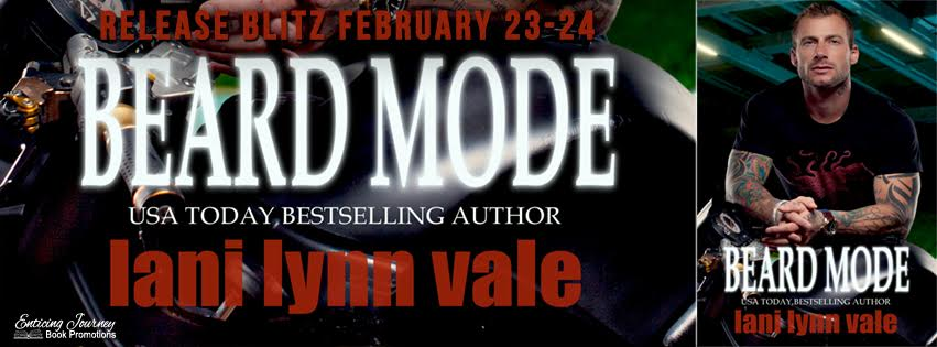 Release Blitz- Beard Mode by Lani Lynn Vale