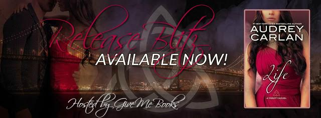 RELEASE BLITZ- Life by Audrey Carlan
