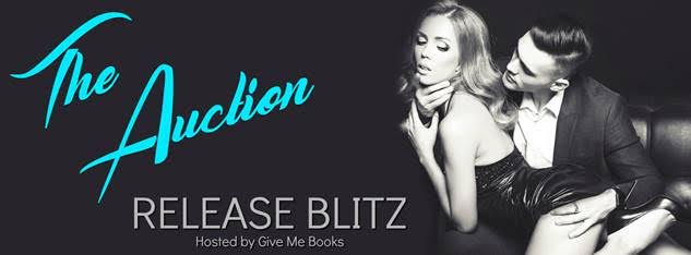 RELEASE BLITZ- The Auction by J.R.Gray