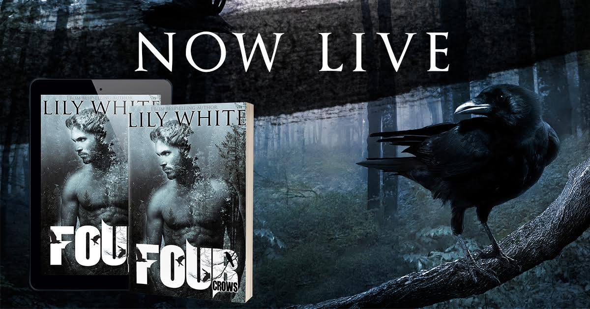 Release Blitz- Four Crows by Lily White