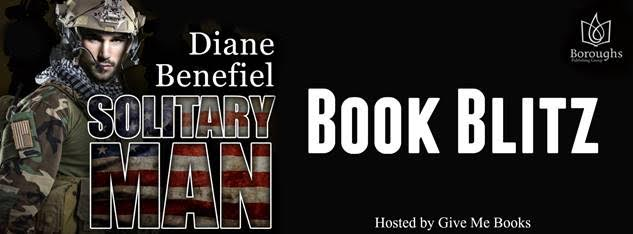 BOOK BLITZ- Solitary Man by Diana Benefiel