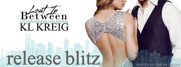 RELEASE BLITZ- Lost in Between by K.L.Kreig