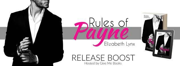 RELEASE BOOST- Rules of Payne by ElizabethLynx