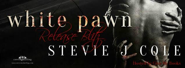 RELEASE BLITZ- White Pawn by Stevie J.Cole