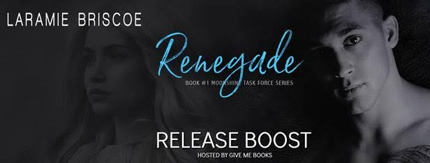 RELEASE BOOST- Renegade by Laramie Briscoe