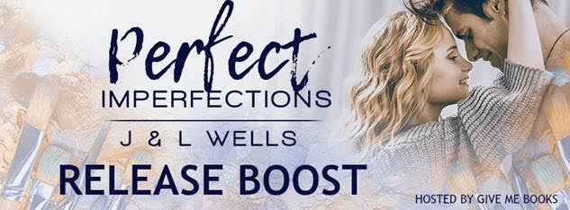 RELEASE BOOST- Perfect Imperfections by J & LWells