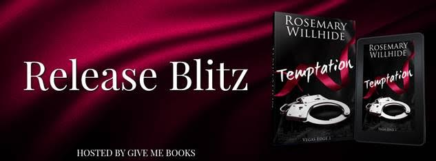 RELEASE BLITZ- Temptation by Rosemary Willhide