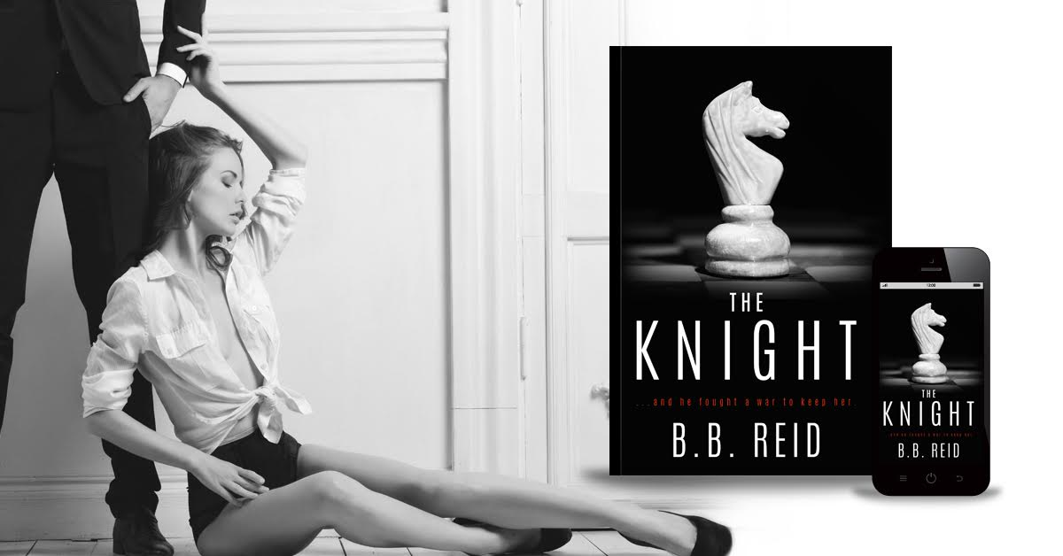 COVER REVEAL- The Knight by B.B.Reid