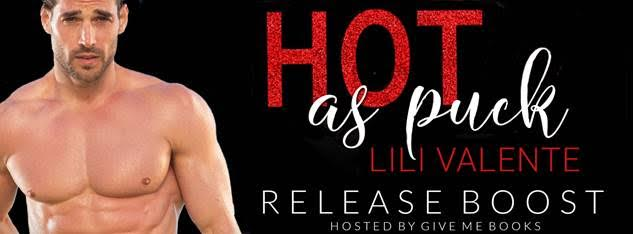 RELEASE BOOST- Hot as Puck by Lili Valente
