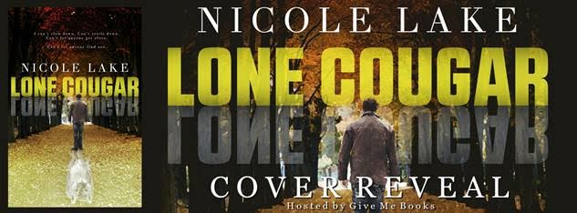 COVER REVEAL- Lone Cougar by Nicole Lake