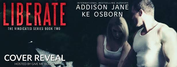 COVER REVEAL- Liberate by Addison Jane & KE Osborn