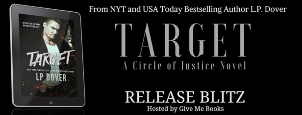 RELEASE BLITZ- Target by LP Dover