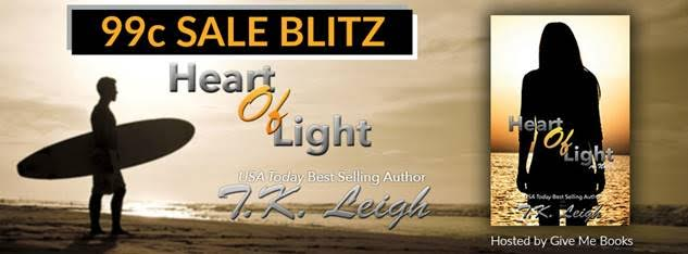 SALE BLITZ- Heart of Light by T.K. Leigh