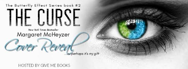 COVER REVEAL- The Curse by Margaret McHeyzer
