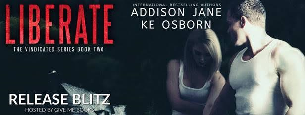 RELEASE BLITZ- Liberate by Addison Jane & KE Osborn