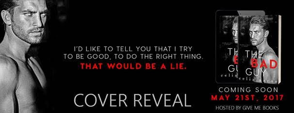 COVER REVEAL- The Bad Guy by CeliaAaron