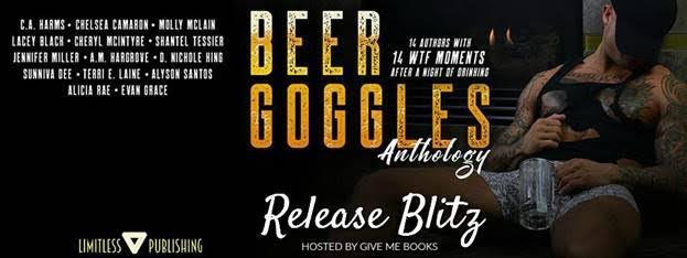 RELEASE BLITZ- Beer GogglesAnthology