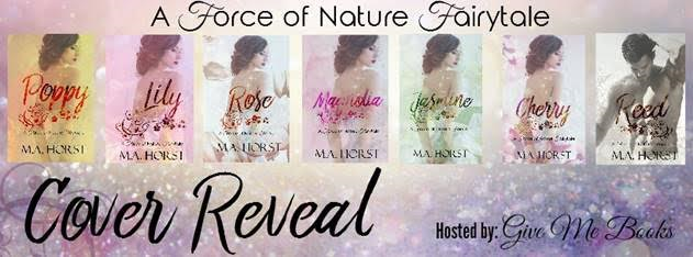 COVER REVEAL- A Force of Nature Fairytale Series by M.A. Horst