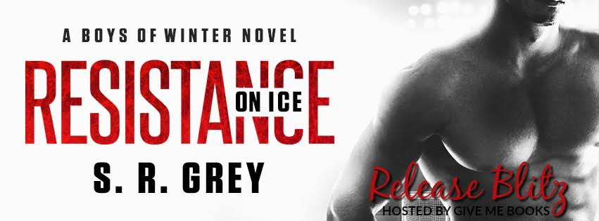 RELEASE BLITZ- Resistance on Ice by S.R. Grey