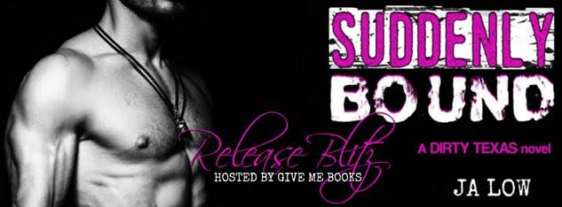 RELEASE BLITZ – Suddenly Bound by J A Low