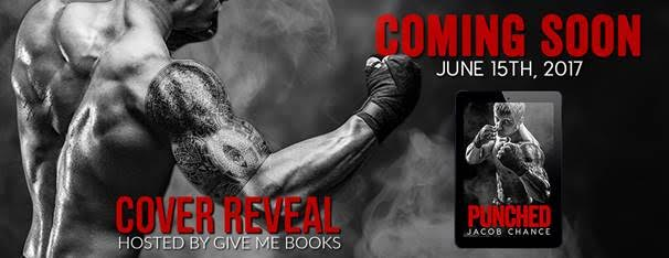 COVER REVEAL- Punched by Jacob Chance