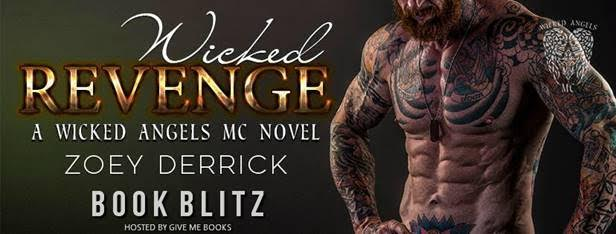 BOOK BLITZ- Wicked Revenge by Zoey Derrick
