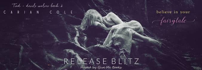 RELEASE BLITZ- Tied by CarianCole