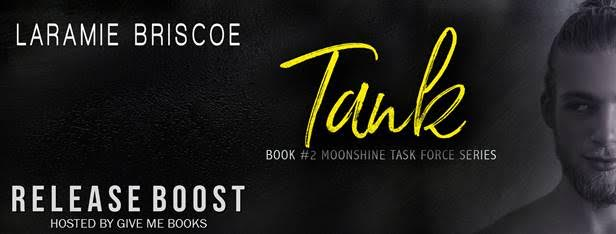 RELEASE BOOST – Tank by Laramie Briscoe