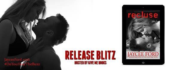 RELEASE BLITZ- Recluse by JayceeFord