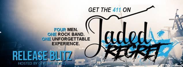 RELEASE BLITZ- Jaded Regret Series Box Set by L.L.Collins