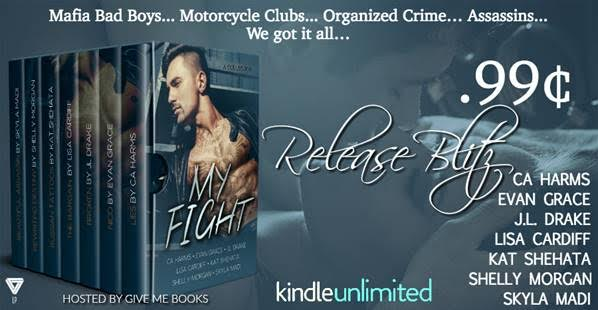 RELEASE BLITZ- My Fight