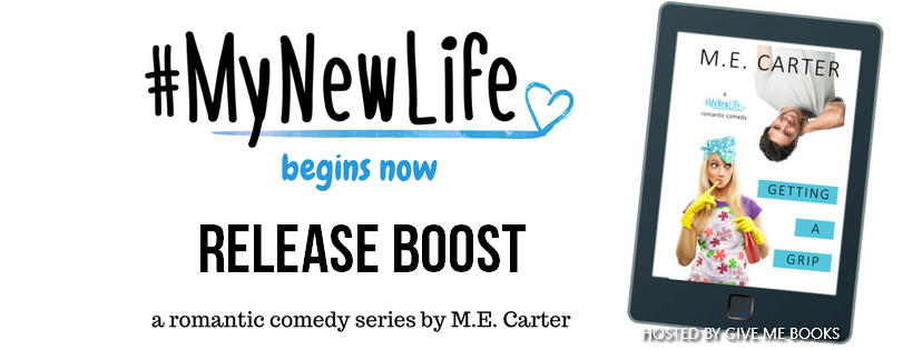 RELEASE BOOST- Getting A Grip by M.E. Carter