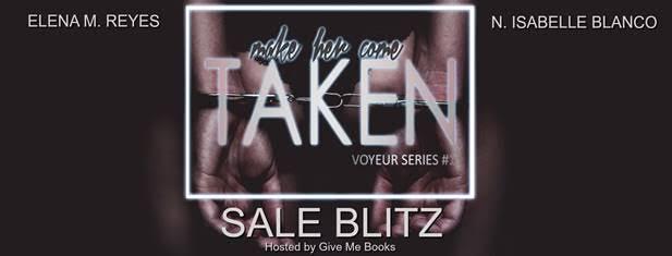 SALE BLITZ- Taken by Elena M. Reyes & N. IsabelleBlanco