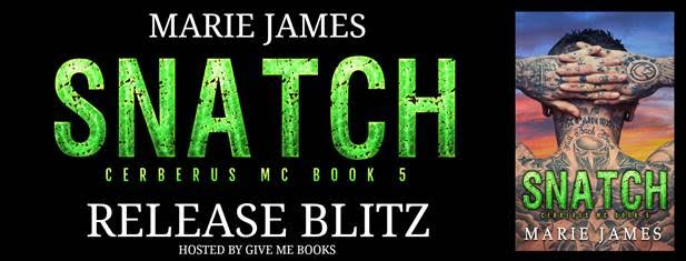 RELEASE BLITZ- Snatch by MarieJames