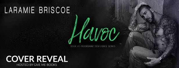 COVER REVEAL- Havoc by LaramieBriscoe