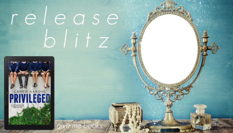 RELEASE BLITZ- Privileged by CarrieAarons