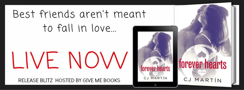 RELEASE BLITZ- Forever Hearts by CJ Martin