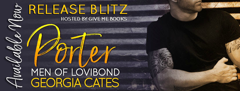 RELEASE BLITZ- Porter by Georgia Cates